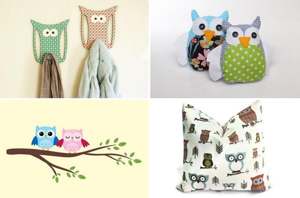 Babyzimmer deko eule  Niedliche Kinderzimmerdeko im Eulen Design | mummyandmini.com