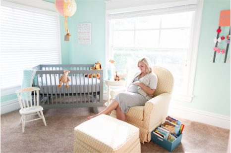 Babyzimmer Ideen | mummyandmini.com | {Ideen babyzimmer 42}