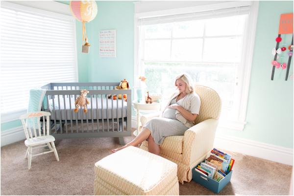 Eine h bsche idee f r das babyzimmer - Diy babyzimmer ...