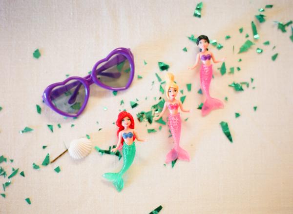 Meerjungfrauen Kindergeburtstag (11)