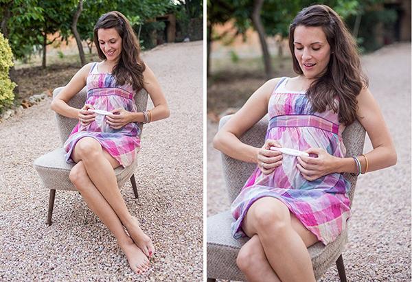 Fotos mit Schwangerschaftstest (8)