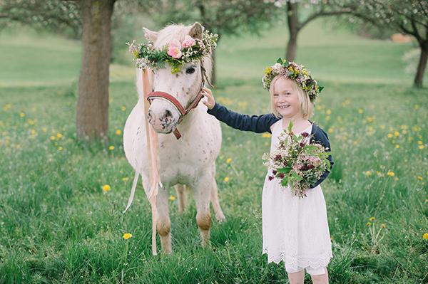 Mädchen mit Pferd (10)