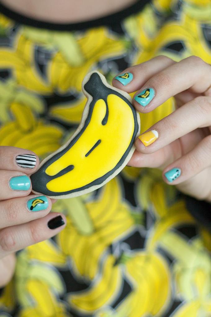 Kindergeburtstag Motto Banane (6)