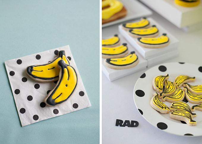 Kindergeburtstag Motto Banane (8)