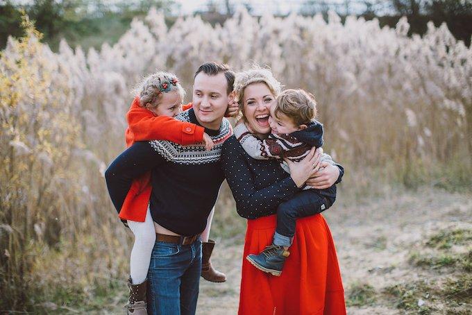 Familienfoto 1