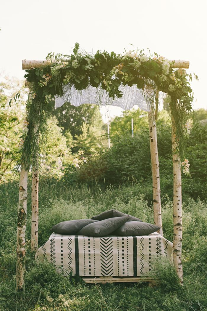 Backdrop Hochzeit