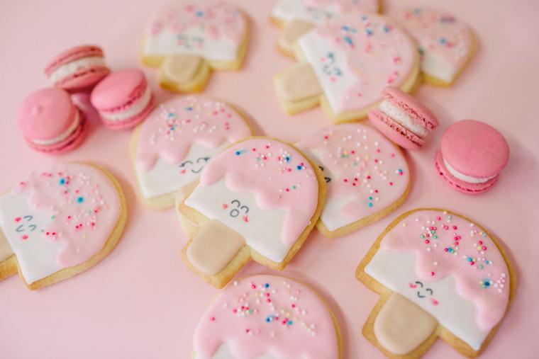 Kindergeburtstag Kekse