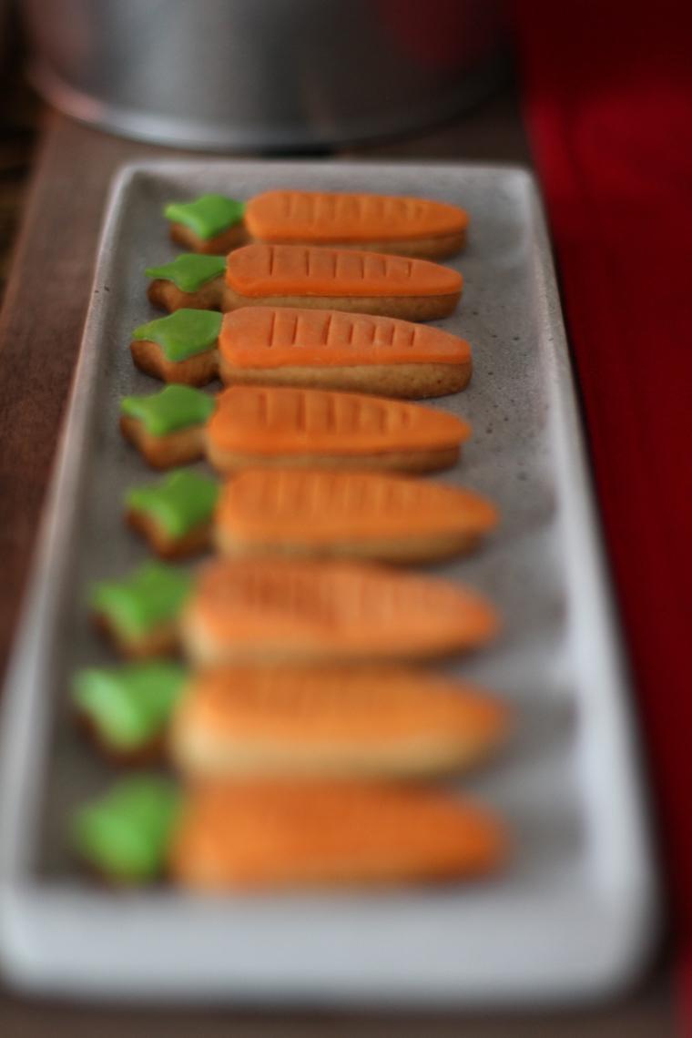 Carrot Cookies