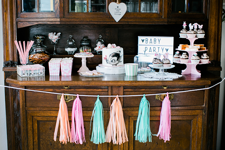 Girlande Babyparty (2)