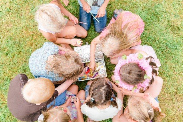Kindergeburtstag Maedchen (3)