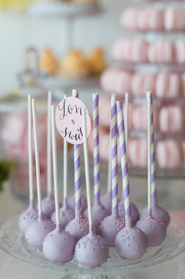 lila Cakepops