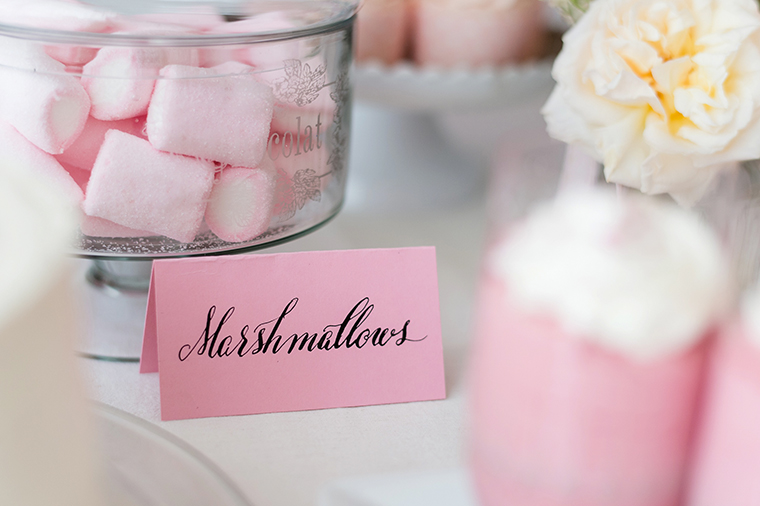 rosa Marshmallows