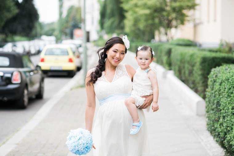 schwangere Braut (6)