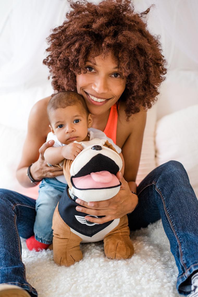Mama und Sohn Fotos 6