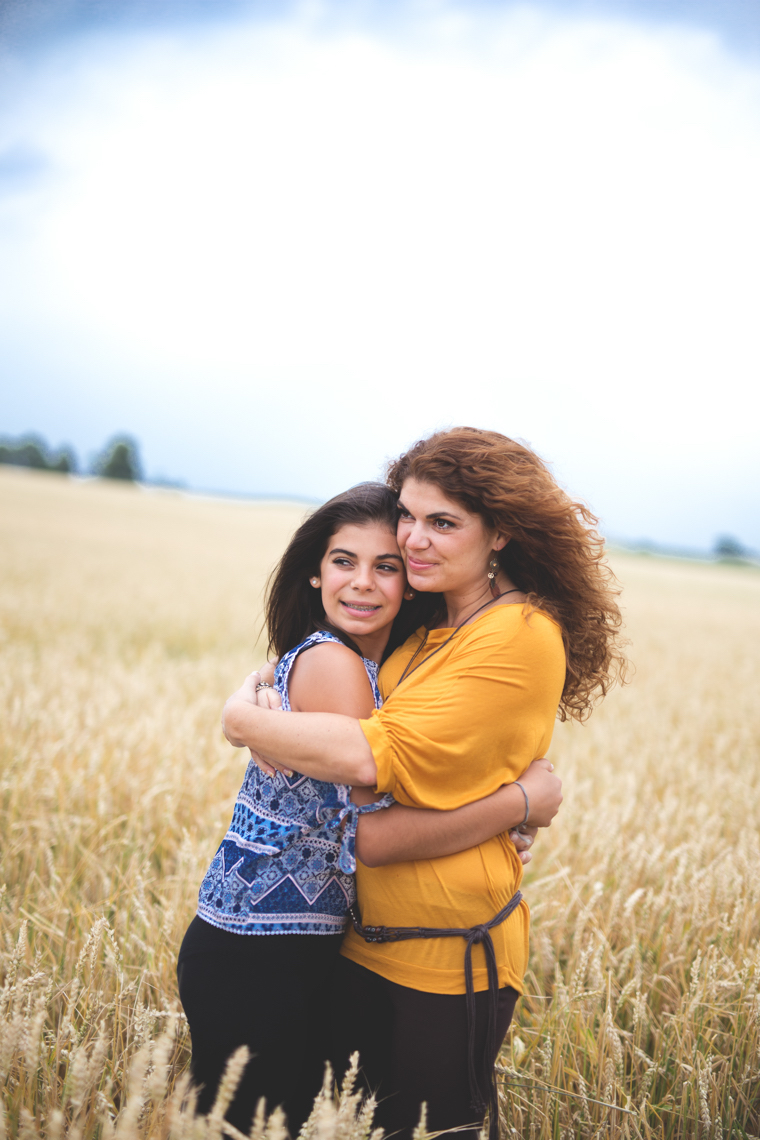 Mutter und Tochter Fotos 1