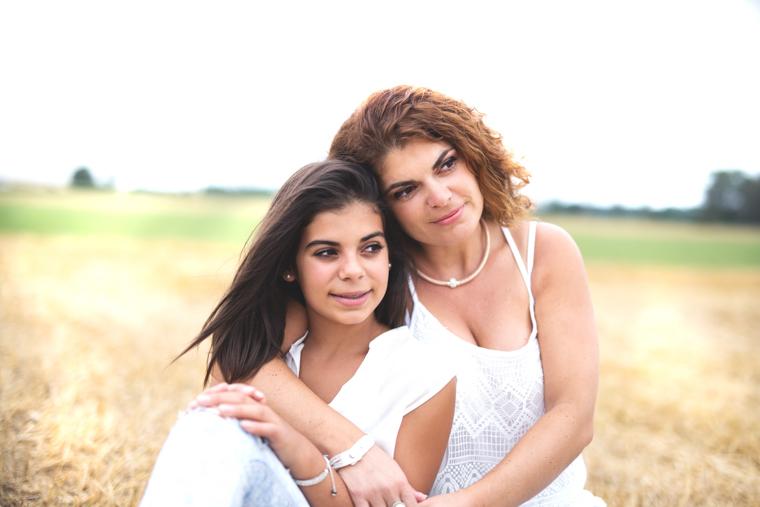 Mutter und Tochter Fotos 5