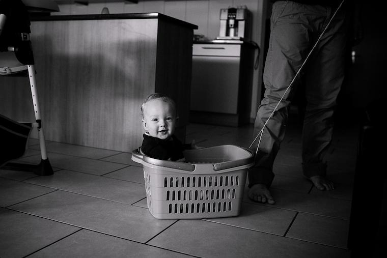 Babyfotos Homestory