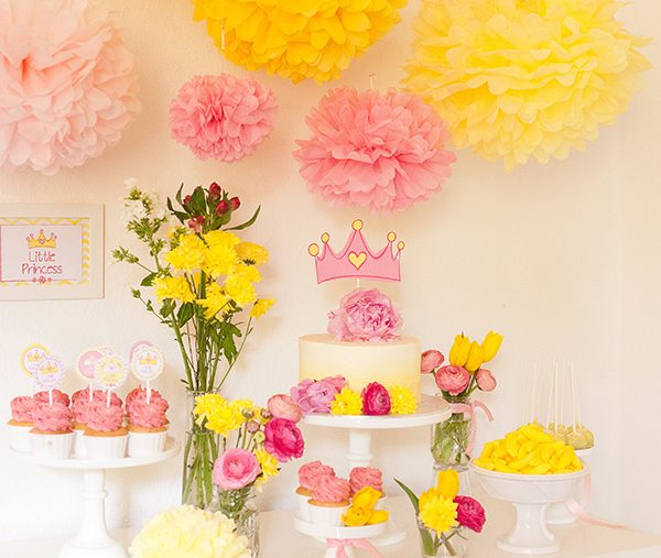 Babyparty Prinzessin (21)