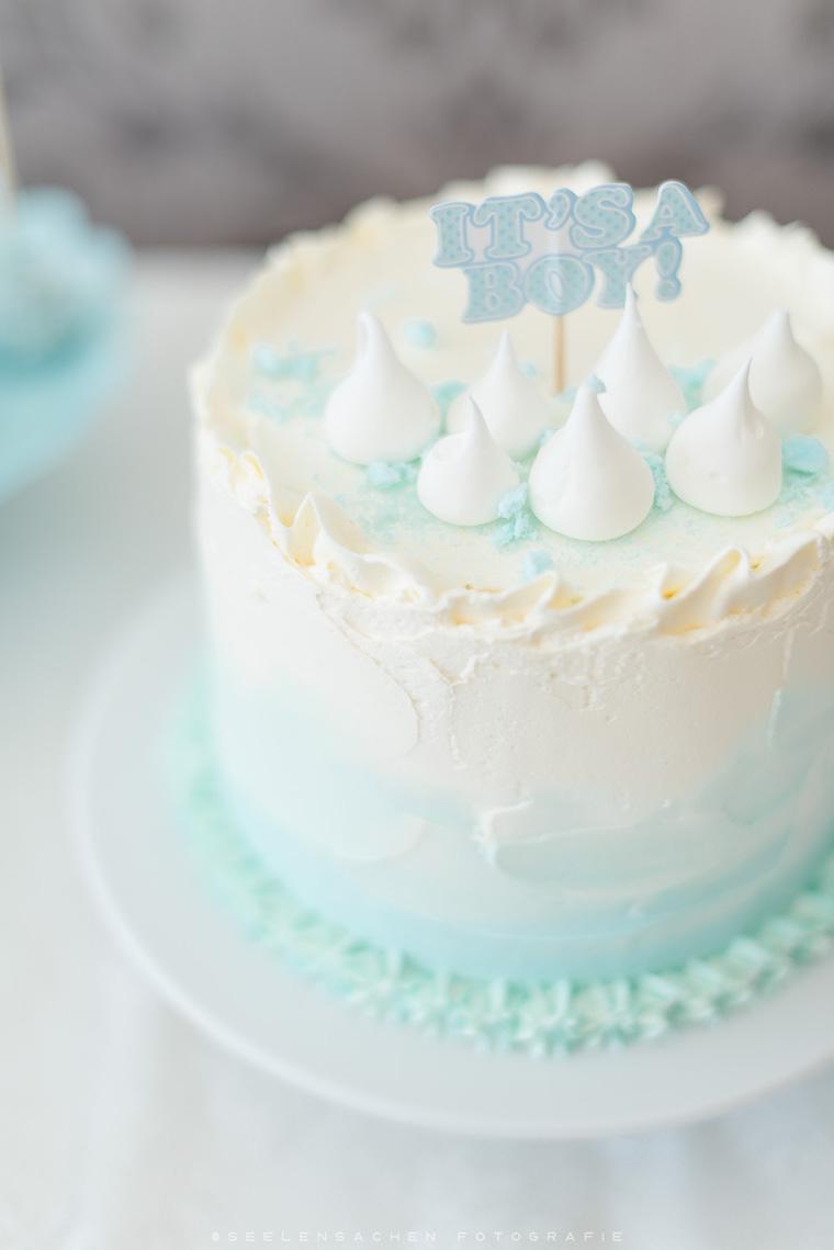 Babyshower Torte