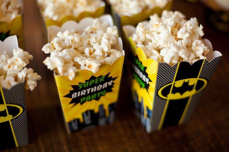 Batman Popcorn