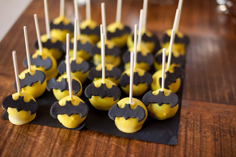Cakepops Batman
