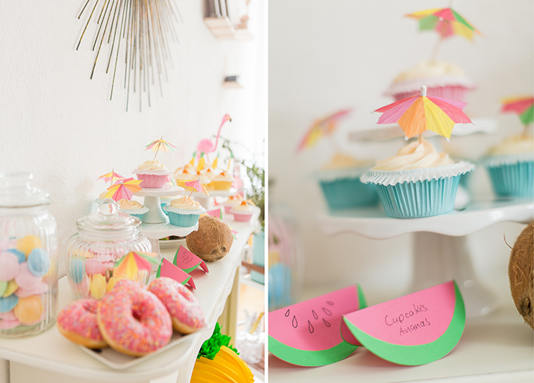Cupcakes Babyparty