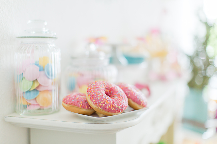 Donuts Babyparty