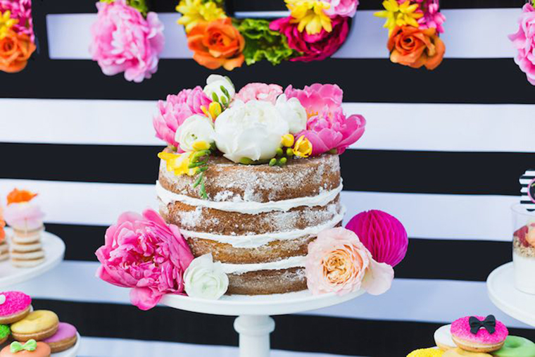 naked cake mothersday
