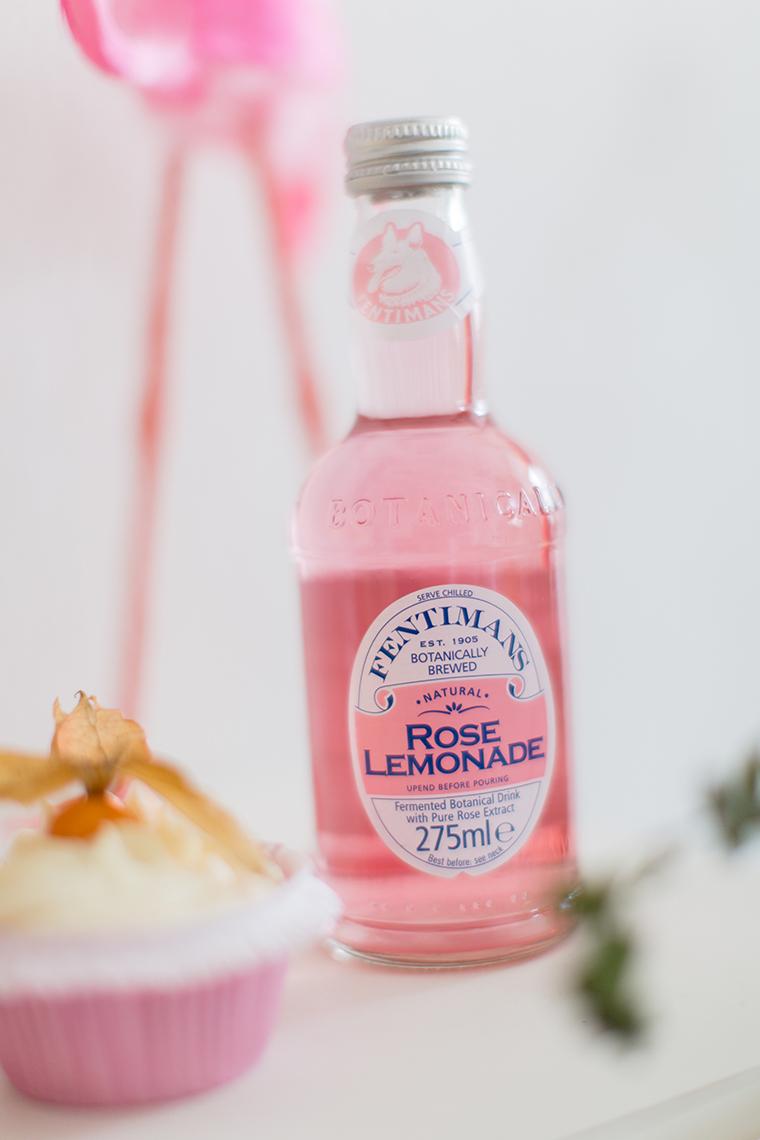 rosa Limonade