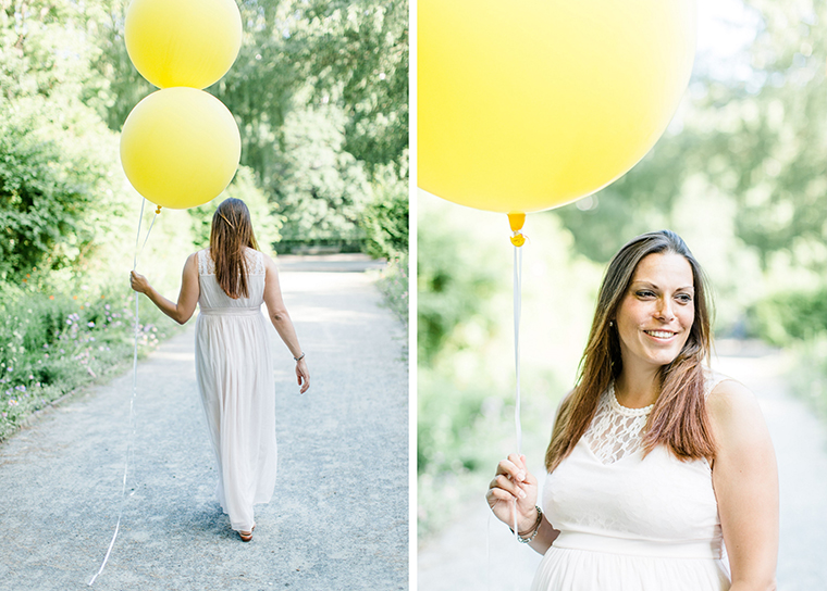 Babybauchbilder mit Luftballons (10)