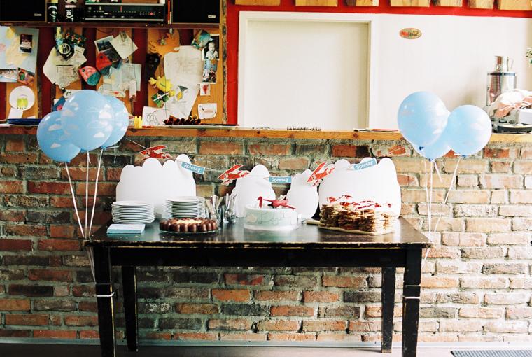 Candytable erster Geburtstag