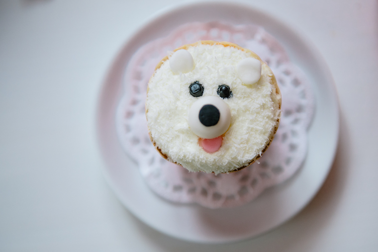 Cupcake erster Geburtstag