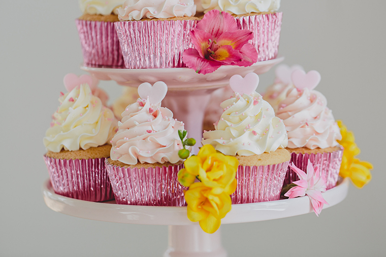 Leckere Cupcakes zum Selbermachen