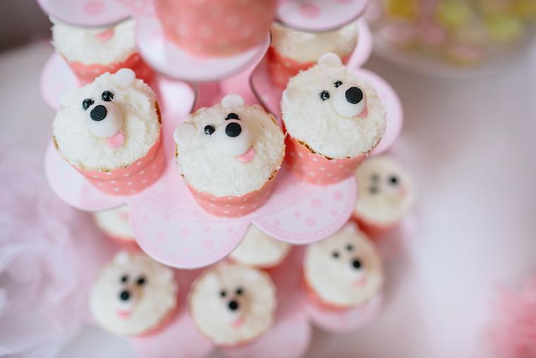 Kindergeburtstag Cupcakes
