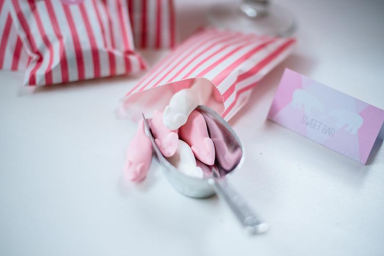 Kindergeburtstag Rosa Sweets