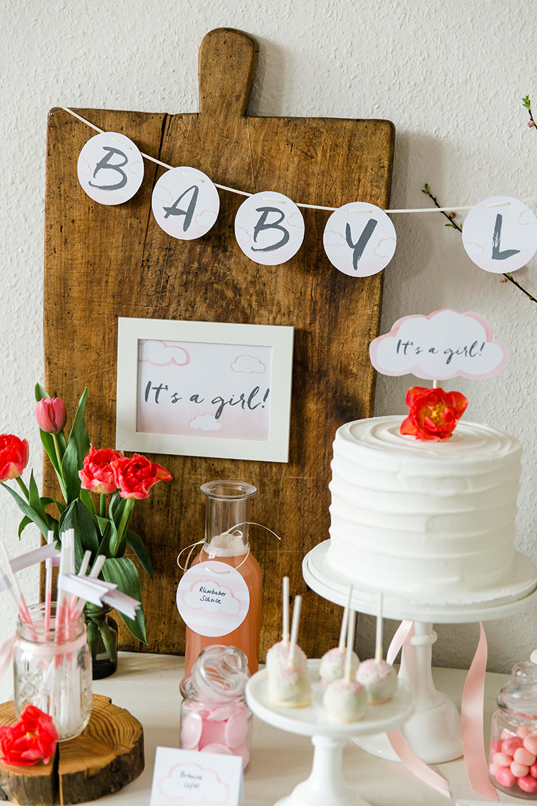 Babyparty Vintage (1)