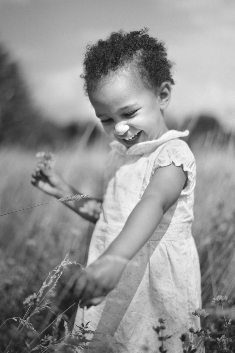 Kinderfotos Sommer