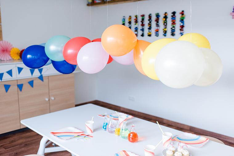 Ballons Kindergeburtstag