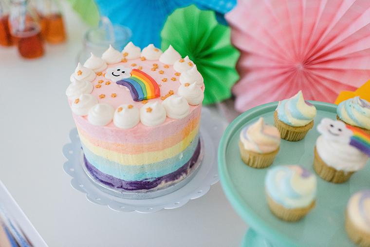 Regenbogen Kuchen (1)