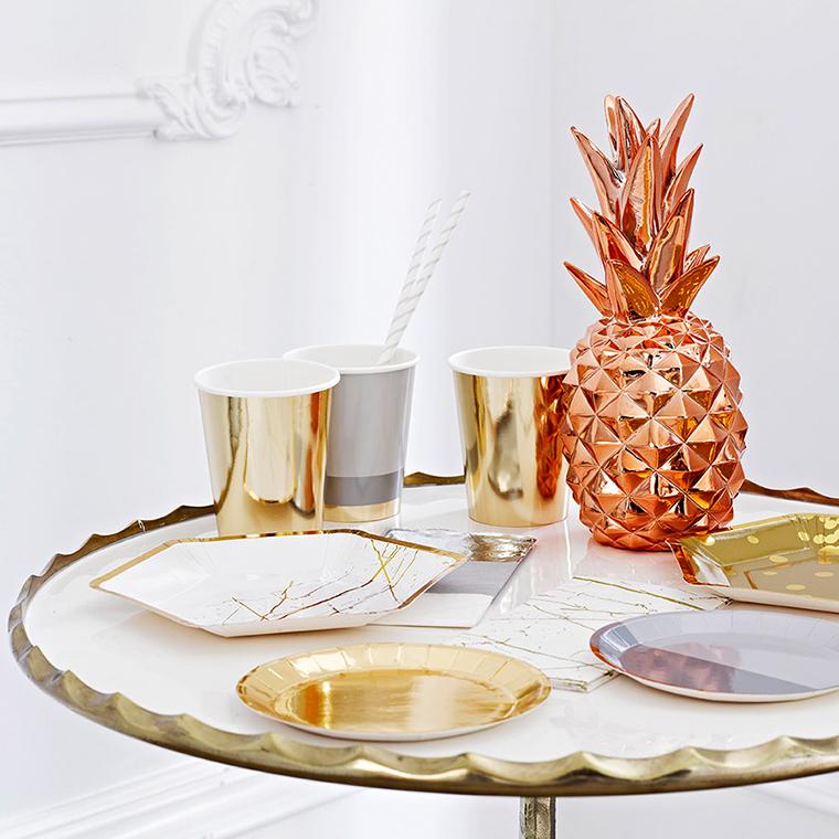 ananas deko
