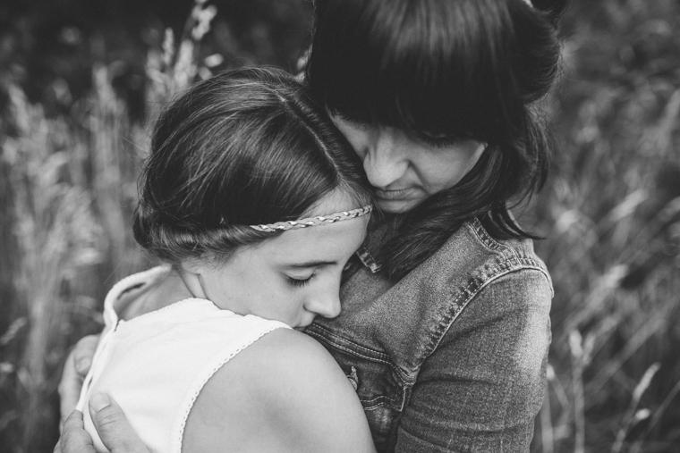 Mama und Tochter Fotos 11