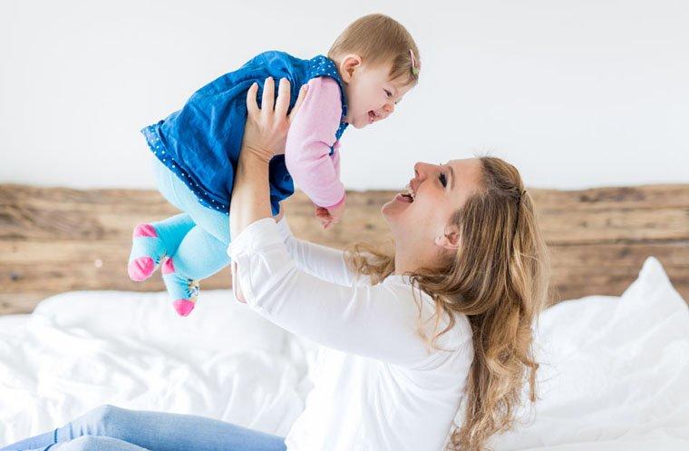 Mutter und Tochter Fotos (7)