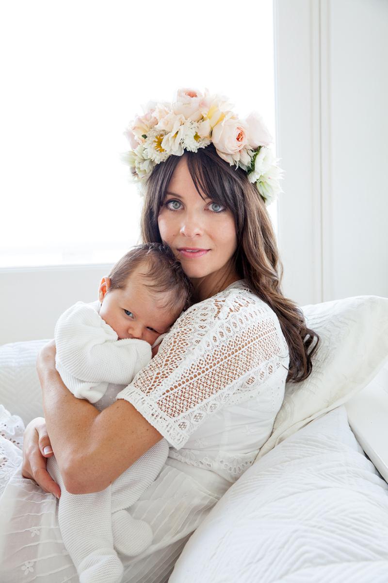 Mutter Tochter Blumenkranz (11)