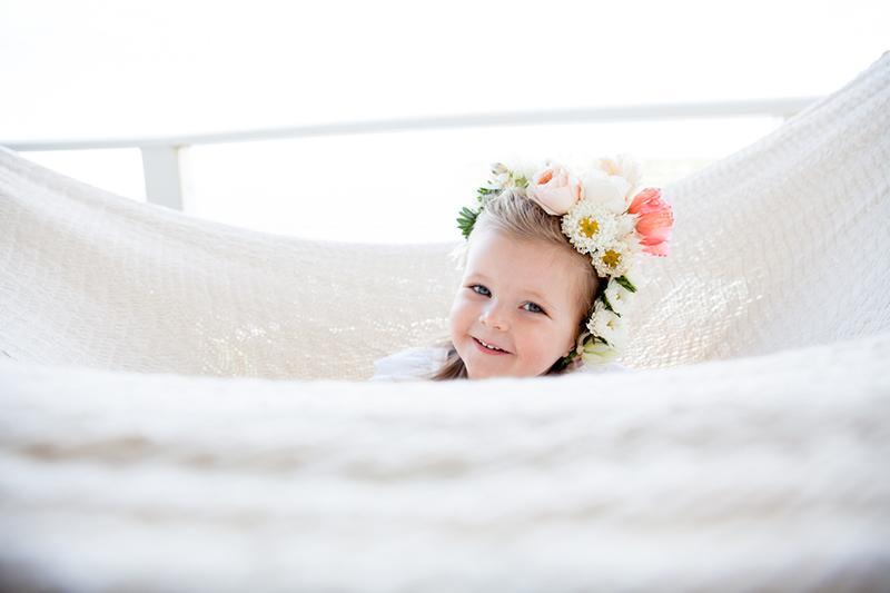 Mutter Tochter Blumenkranz (6)