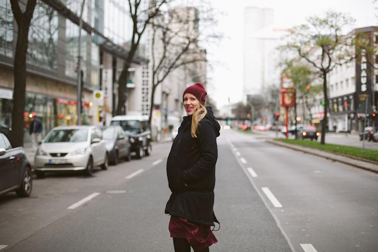 Winterjacke Schwangerschaft 5