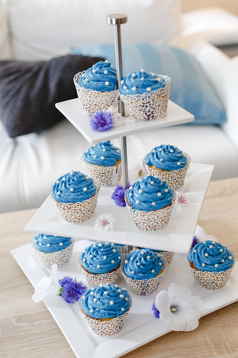 blaue Cupcakes (1)