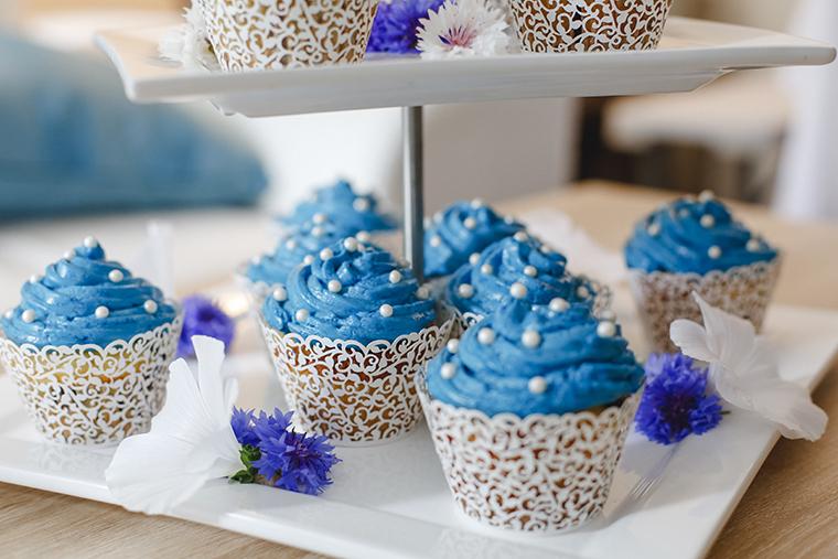 blaue Cupcakes (3)