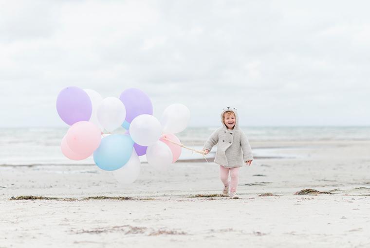 Babybauchbilder mit Luftballons 6