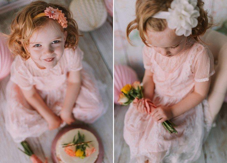 Kindergeburtstag Rosa 1