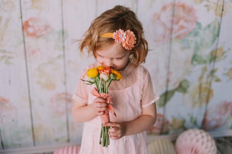 Kindergeburtstag Rosa 4